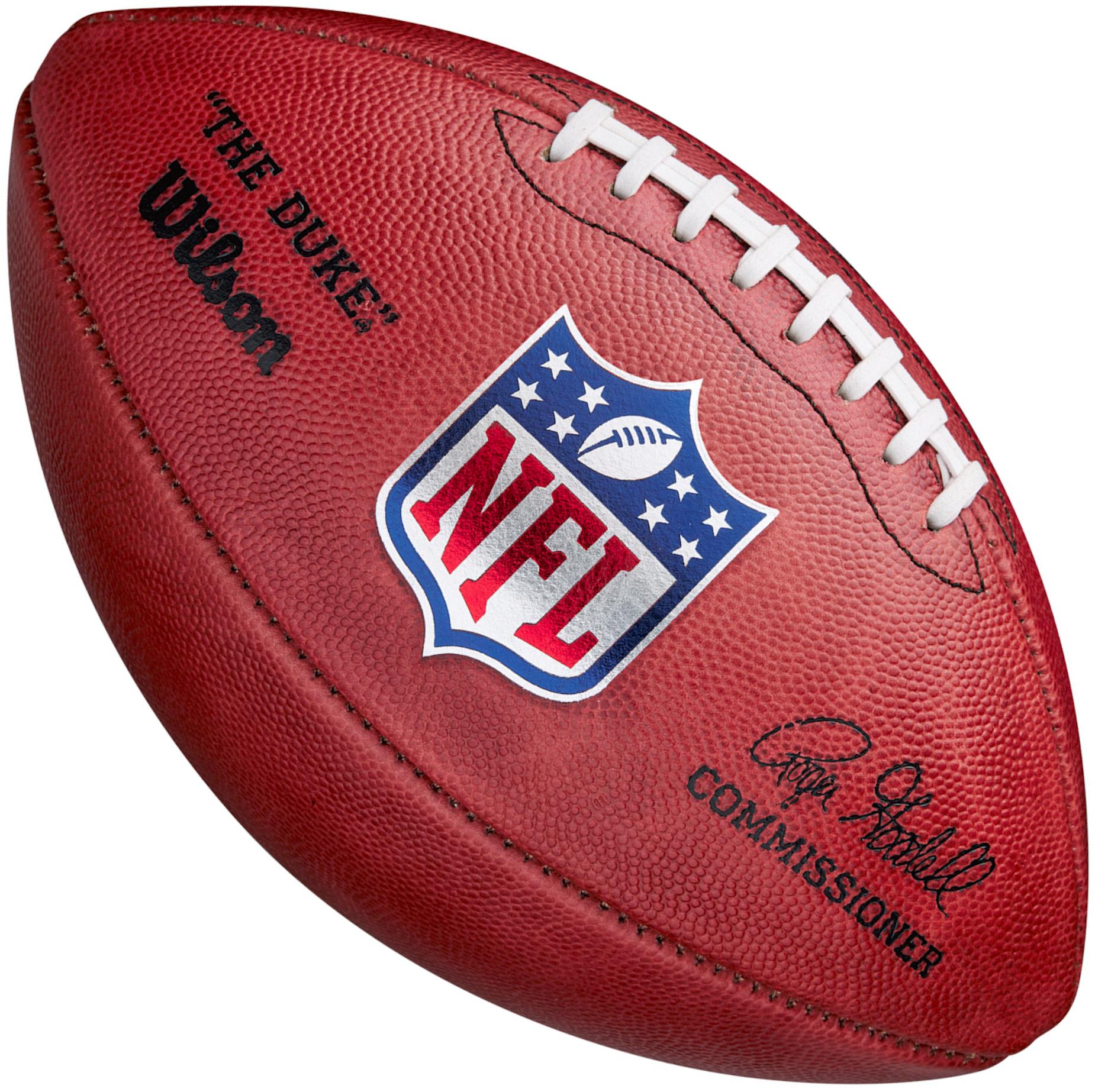 Wilson Official NFL Game Football Goodell <B>NEW 2020</B>