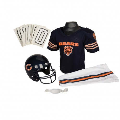 Chicago Bears NFL Youth Uniform Set - Chicago Bears Uniform Small (ages 4-6)