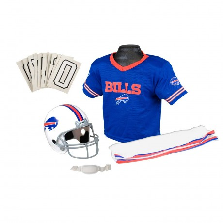 Buffalo Bills NFL Youth Uniform Set - Buffalo Bills Uniform Small (ages 4-6)