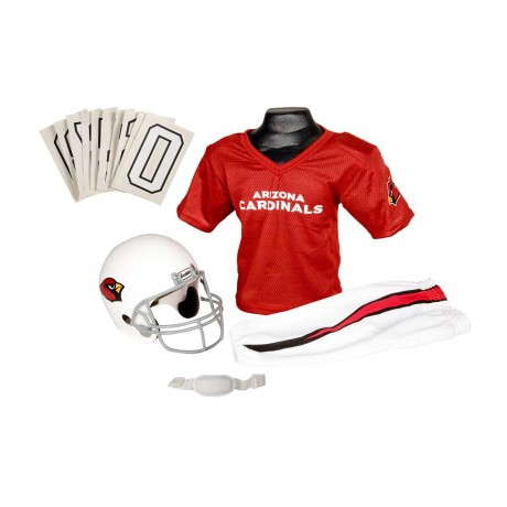 Arizona Cardinals NFL Youth Uniform Set - Arizona Cardinals Uniform Small (ages 4-6)