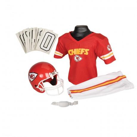 Kansas City Chiefs NFL Youth Uniform Set - Kansas City Chiefs Uniform Small (ages 4-6)