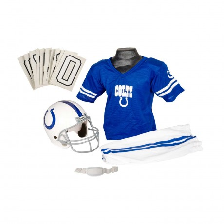 Indianapolis Colts NFL Youth Uniform Set - Indianapolis Colts Uniform Medium (ages 7-10)