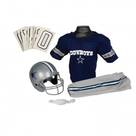 Dallas Cowboys NFL Youth Uniform Set - Dallas Cowboys Uniform Medium (ages 7-10)