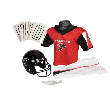 Atlanta Falcons NFL Youth Uniform Set - Atlanta Falcons Uniform Small (ages 4-6)