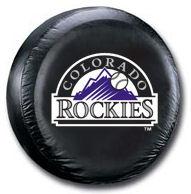 Colorado Rockies Tire Cover