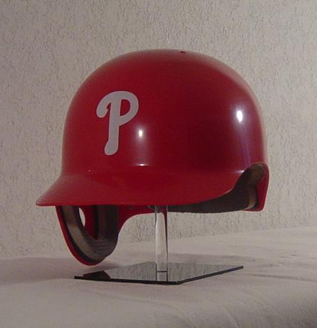 Philadelphia Phillies Batting Helmet Rawlings Official - LEC Classic Style