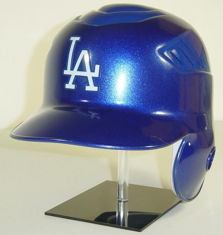 Los Angeles Dodgers Batting Helmet - Coolflo Style - LEC Coolflo Style