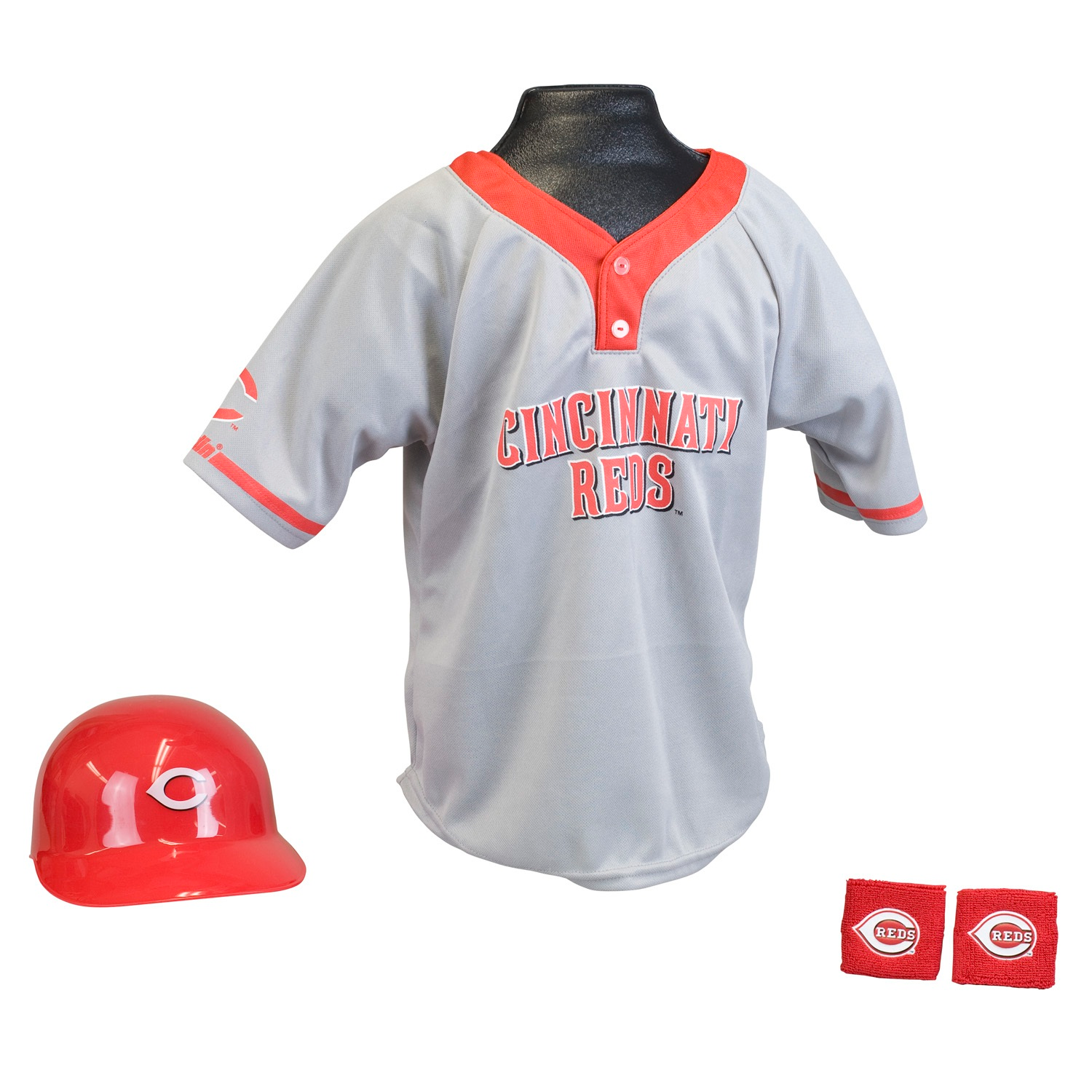 Cincinnati Reds MLB Youth Uniform Set Halloween Costume