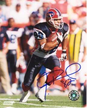 Josh Reed Buffalo Bills Autographed 16x20 Photo