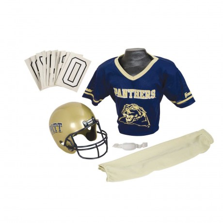 Pittsburgh Panthers NCAA Youth Uniform Set - Pittsburgh Panthers Uniform Medium (ages 7-10)
