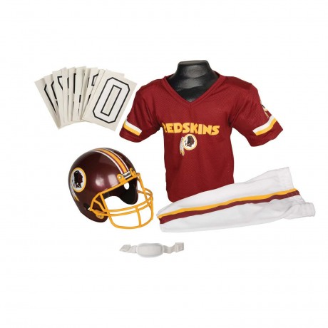 Washington Redskins NFL Youth Uniform Set - Washington Redskins Uniform Small (ages 4-6)