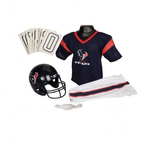Houston Texans NFL Youth Uniform Set - Houston Texans Uniform Small (ages 4-6)