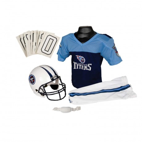 Tennessee Titans NFL Youth Uniform Set - Tennessee Titans Uniform Small (ages 4-6)